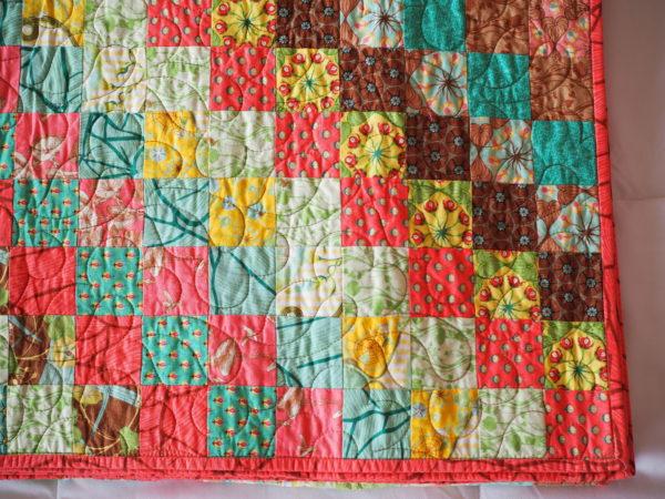 artisanal quilt